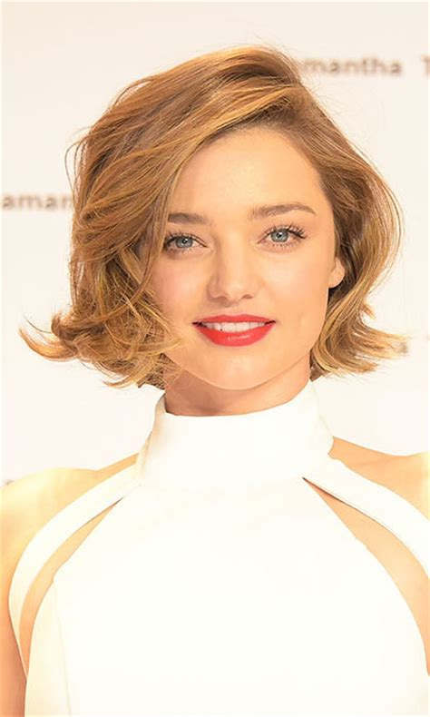 hair that compliments high cheekbones hairstyle inspiration the best celebrity bobs hello us