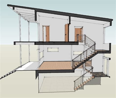 modern day house plans modern house plans by gregory la vardera architect may 2009