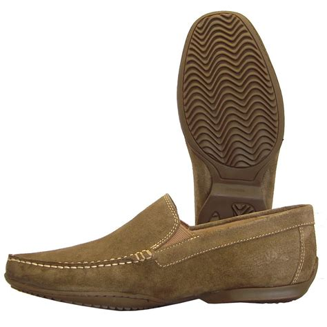 mens casual loafers anatomic shoes sale tavares mens casual loafer from mozimo