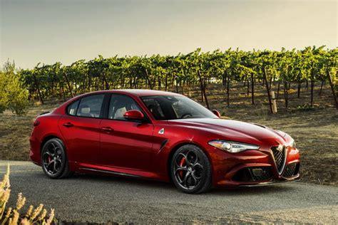 Alfa Romeo Giulia Usa by Alfa Romeo Giulia Quadrifoglio La Versione Per Gli Usa