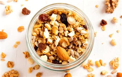 Grande Granola Fruits And Seeds Shop Bought Granola If Purchased From The Right Place Can