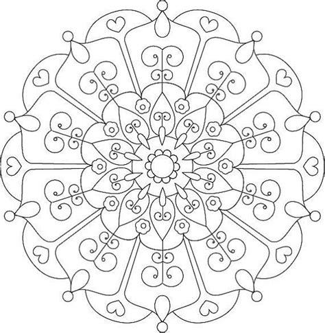 unique coloring pages pdf 25 unique mandala printable ideas on pinterest mandala