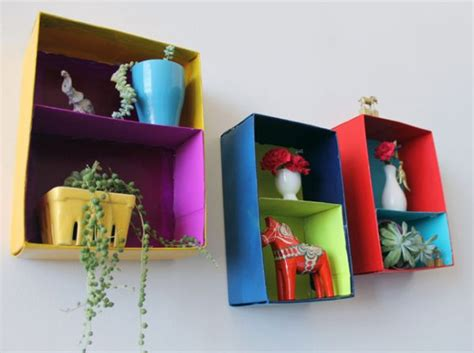 Shoe Box Decorations by Diy Shoe Box Projects Littlepieceofme