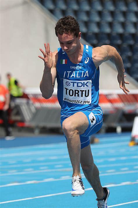 Filippo Tortu Mondiali Junior Di Bydgoszcz Filippo Tortu E Vladimir