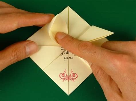 Origami For 7 Year Olds - how to make origami notes step by step