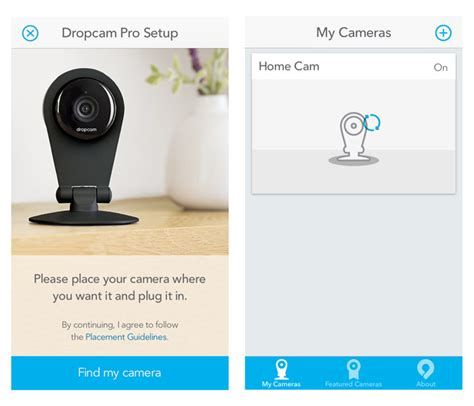 dropcam android app review dropcam pro offers a clearer picture of your home wyt canadian tech news tech reviews