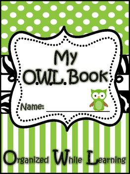Homework Cover Sheet by Homework Folder Cover Sheet By Cashwell Teachers