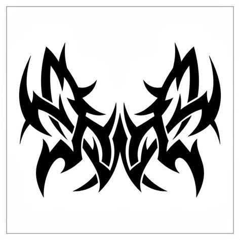 gambar tattoo tribal free gambar tribal free clip free clip