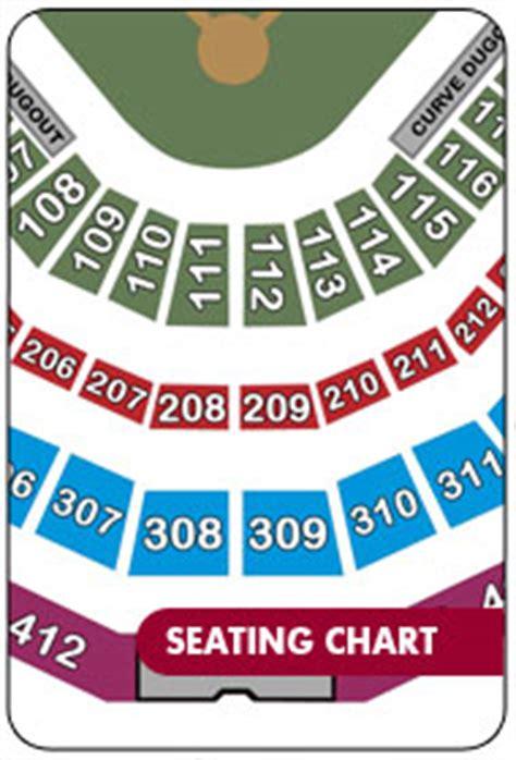 altoona curve stadium seating chart tickets altoona curve tickets
