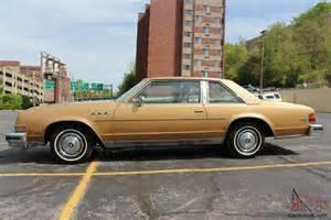 Buick Lesabre 1977 Classic Antique 1977 Buick Lesabre 2 Door Coupe Nr 46 803