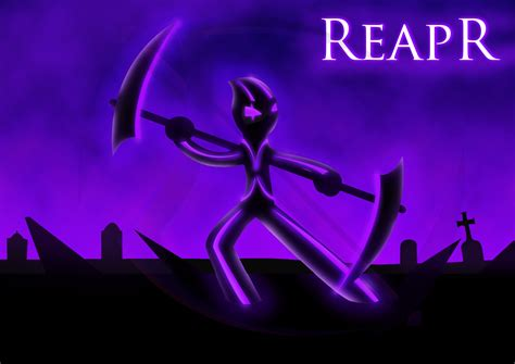stickman league of legends full version reapr league of stickman by enderwiz on deviantart