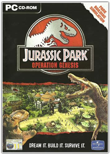 download jurassic park the game crack download free crack jurassic park operation genesis no cd