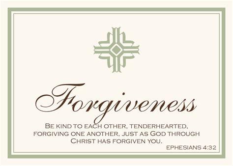 Printable Forgiveness Cards