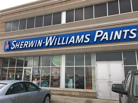 sherwin williams paint store airport highway oh sherwin williams paint store 8 9045 airport rd brton on
