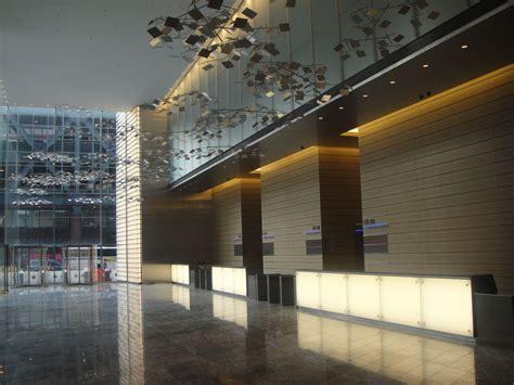 premier  york city office tower optimizes lobby