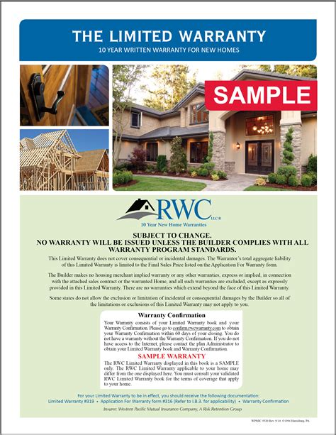 standard pacific homes warranty home review