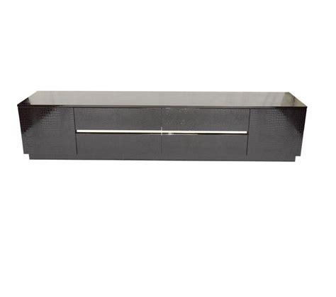 lacquer furniture modern dreamfurniture modern black crocodile lacquer tv