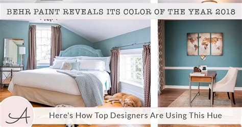 behr paint colors for 2018 behr paint s 2018 color of the year