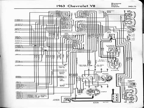 wiring diagram 1972 chevy truck alternator 1963 chevrolet