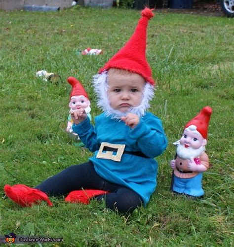 Garden Gnome Costume Gnomes Gnome Costume And Homemade Garden Costume Ideas