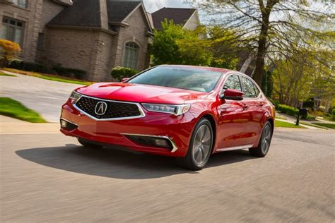 2019 acura tlx rumors anticipating 2020 plymouth roadrunner better features