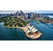 Sydney Australia Opera House Hd Wallpaper Download For