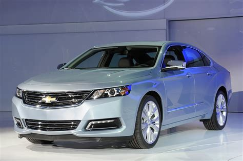 2014 chevrolet impala priced from 27 535 autoblog