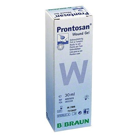 Harga Prontosan Wound Gel X prontosan solution 350 ml wound irrigation