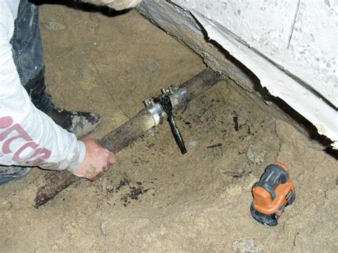 Plumbing Slab Leak by Dascor Plumbing