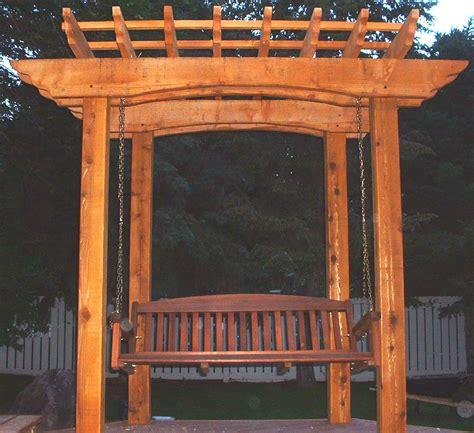 how to build a pergola swing 187 download pergola swing arbor plans pdf patio furniture