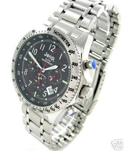 Jeep Watches Other Watches Genuine Jeep 10atm Water Resistant