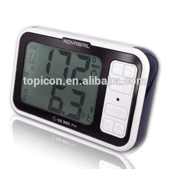 gps boat speedometer advanced wireless sailing technology with water proof gps