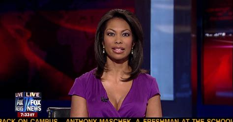harris faulkner swimsuit harris faulkner on the fox report sexy leg cross