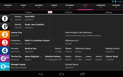 radio app for android 2013 s top android apps