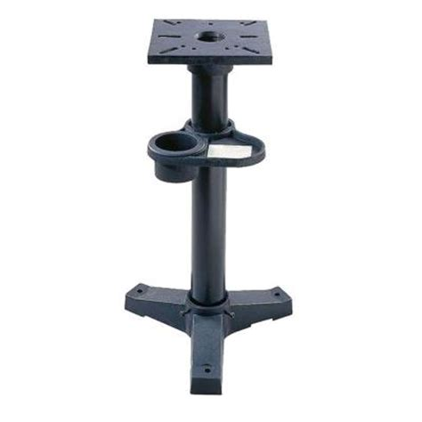 bench grinder stand jet pedestal stand for bench grinders 577172 the home depot