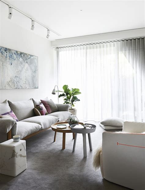 Living Room Furniture Melbourne Contemporary Melbourne Living Room Design
