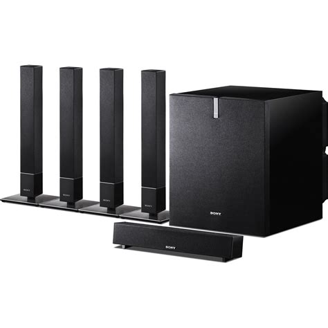 sony sa   channel home theater speaker system sa