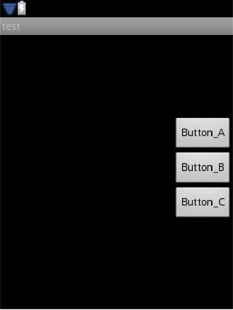 relativelayout gravity right android can i use layout weight to position a