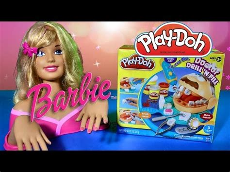 Dokter Doktor Play Set Pompy Kualitas Bagus play doh dr drill n fill dentist playset unboxing how to save money and do it yourself