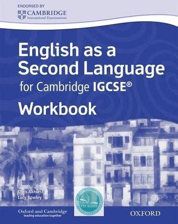 cambridge igcse english as igcse english as a second language past papers mar