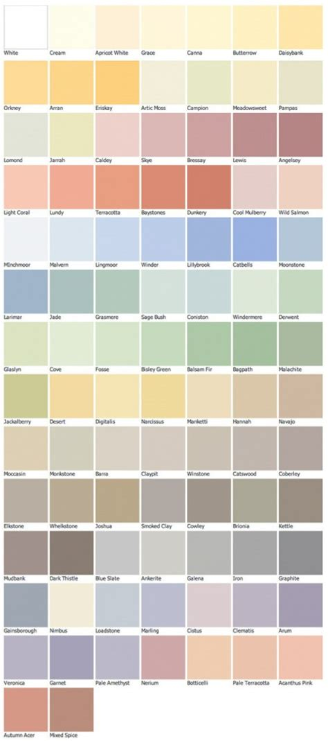 what of paint colours are available to buy the organic paint co