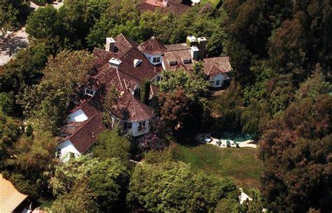 Goldie Hawn House Pacific Palisades California