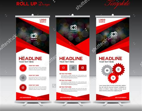 banner designs 32 roll up banner designs templates psd ai free