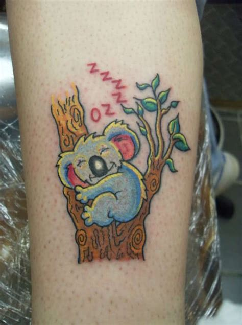 koala bear tattoo tattoos and designs page 180