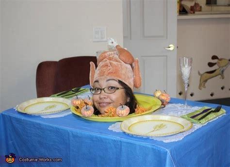 thanksgiving costume thanksgiving dinner costume