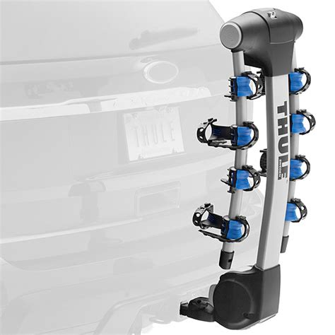 Thule 5 Bike Hitch Rack by Thule 9026 Apex 5 Bike Racks Rackwarehouse