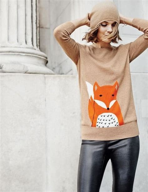 Gw Sweater Leopard hey foxy jumpers s jumpers jumpers