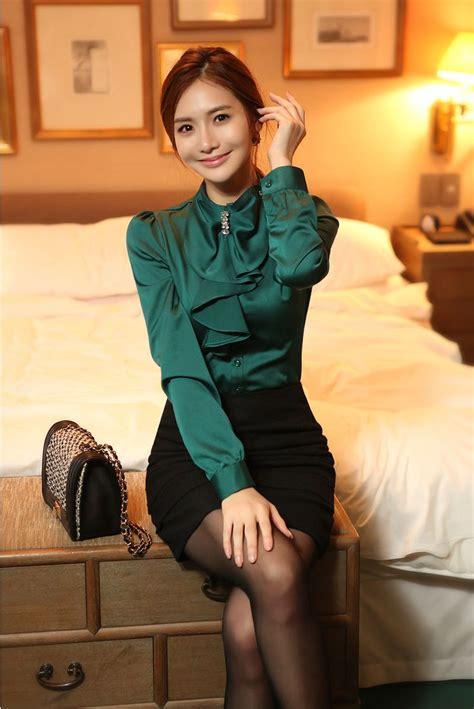 imagenes de coreanas modelos look coreanos buscar con google look para oficina