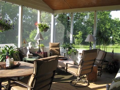 screened in porch decor screened patio curtain decorating ideas here is a link