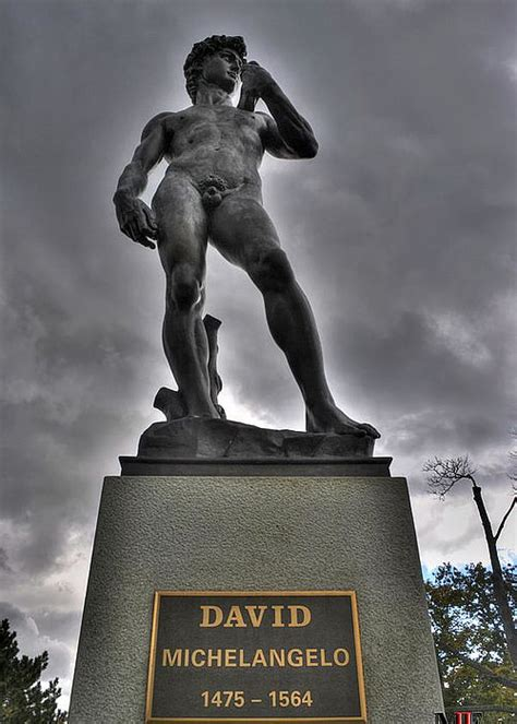 michelangelo s david to wear pants in japanese town tokyo times michelangelos david greeting card by michael frank jr